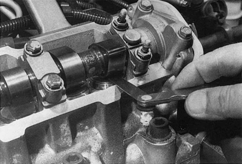 зазоры клапанов volvo fh двигатель d16
