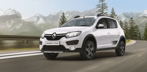 Renault Sandero Stepway Limited Edition (2017)