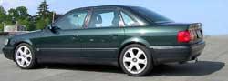 Audi 100 1991 C4-III