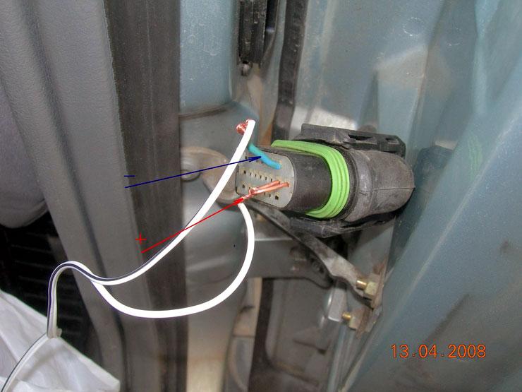 механизм и закрепляем жгут