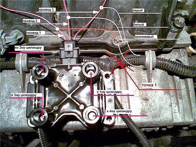 Фото №12 - ВАЗ греется катушка зажигания 2110